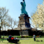 Hager-Richter Conducts Geophysical Survey at Liberty Island